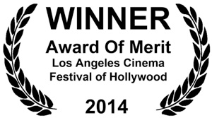 Award of Merit LACFH